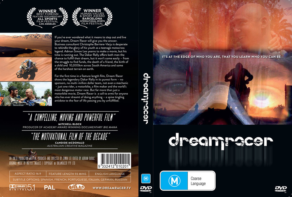 Dreamracer-Movie