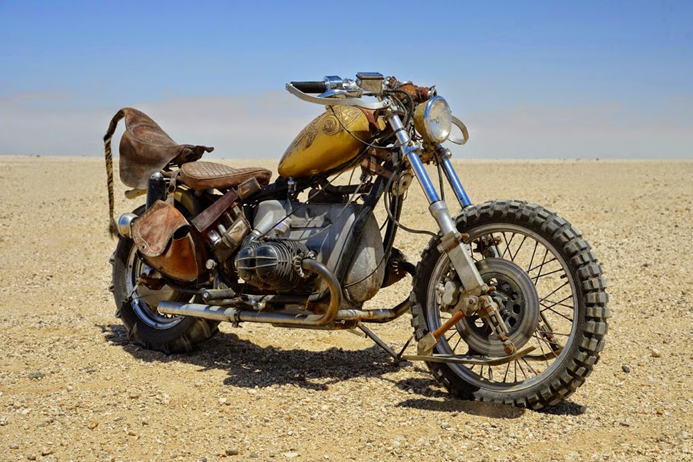 Furiosa's Motorcycle