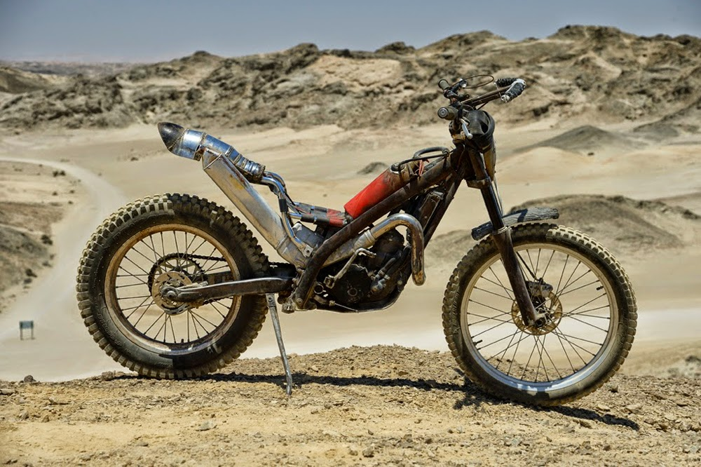 Fury Road Trials Bike