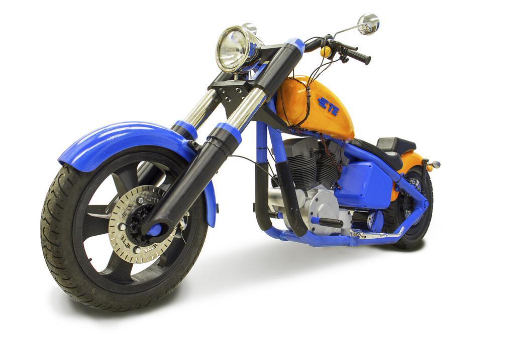 3D-Printed-Harley-Softail