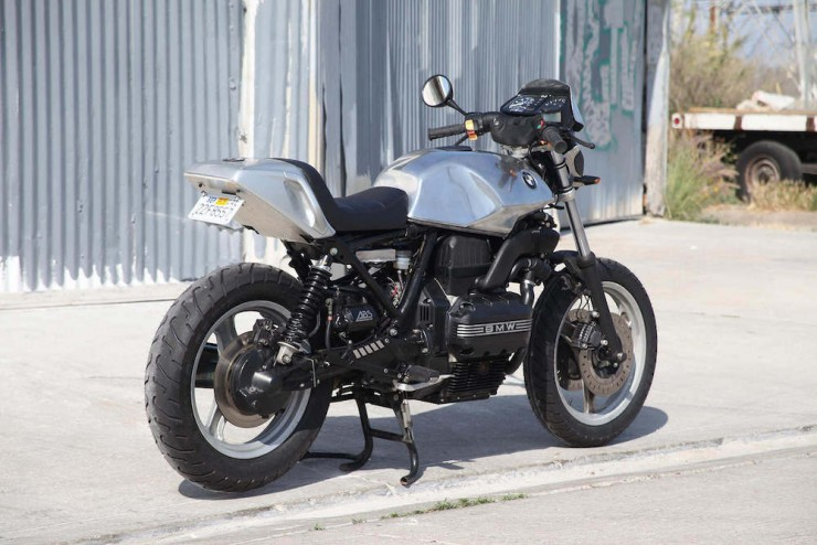 BMW K75 Cafe Racer Streetfighter