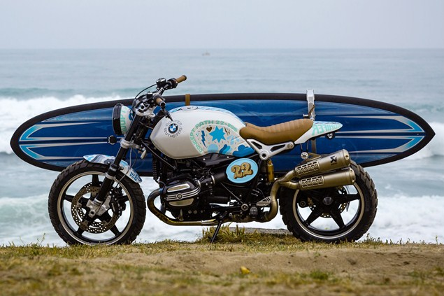 BMW Path 22 Scrambler