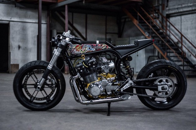Suzuki GSX1100 Custom Streetfighter