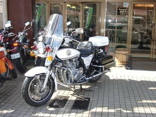 Kawasaki-KZP