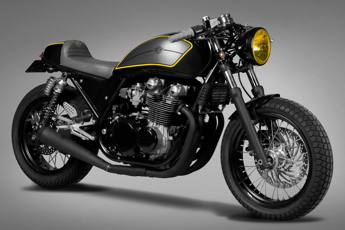 faves: zephyr (zr750) cafe racer from dvgas – bikebound