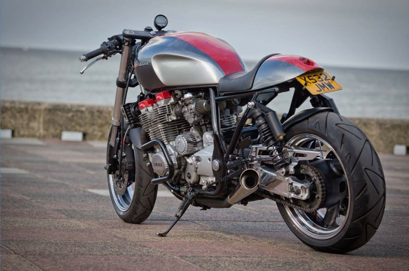 The Best Cafe Racer Muffler