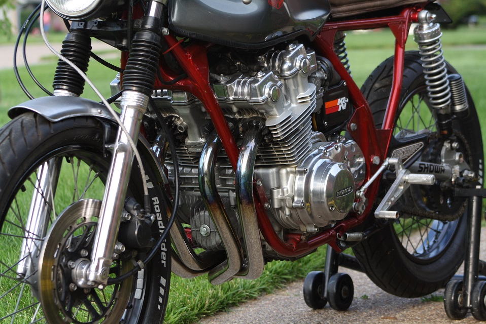 CB750 Cafe Engine