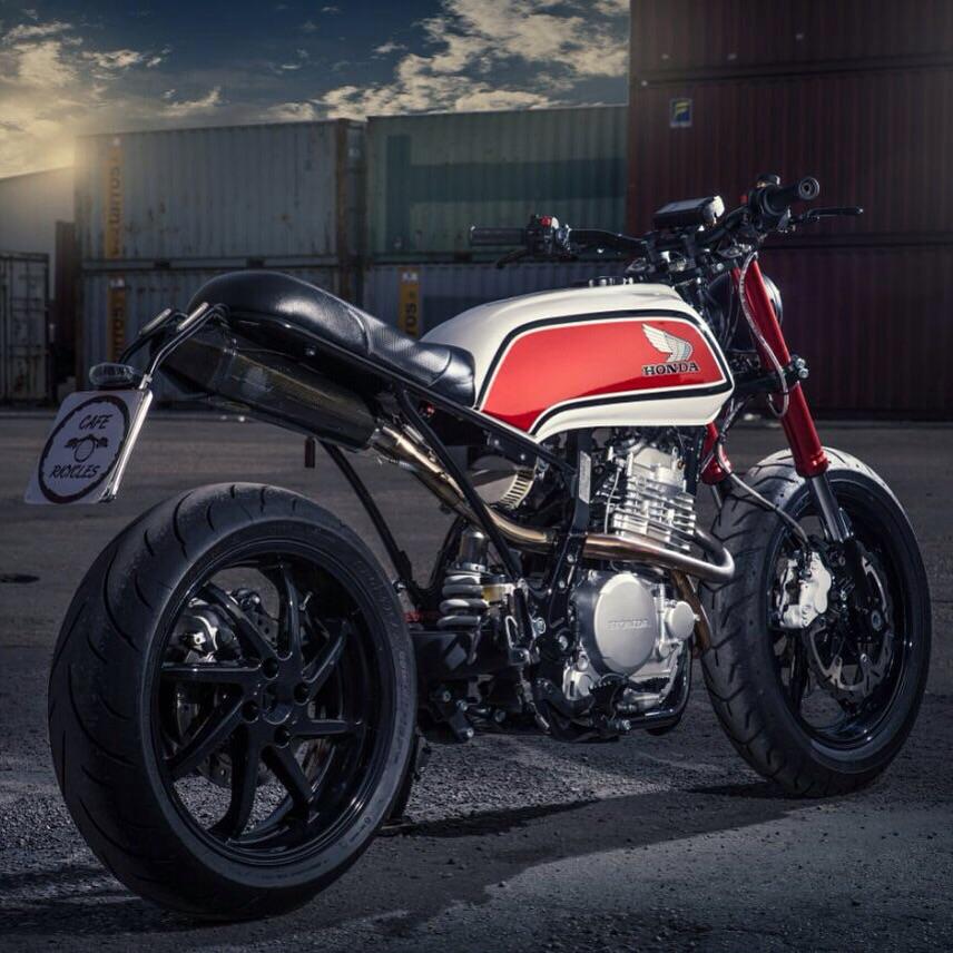 Http Www Bikebound Com 2015 07 20 1998 Honda Nx650 Custom