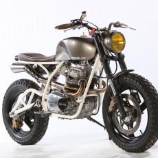 """Kawasaki KZ440, """"Scrambler 440"""""""