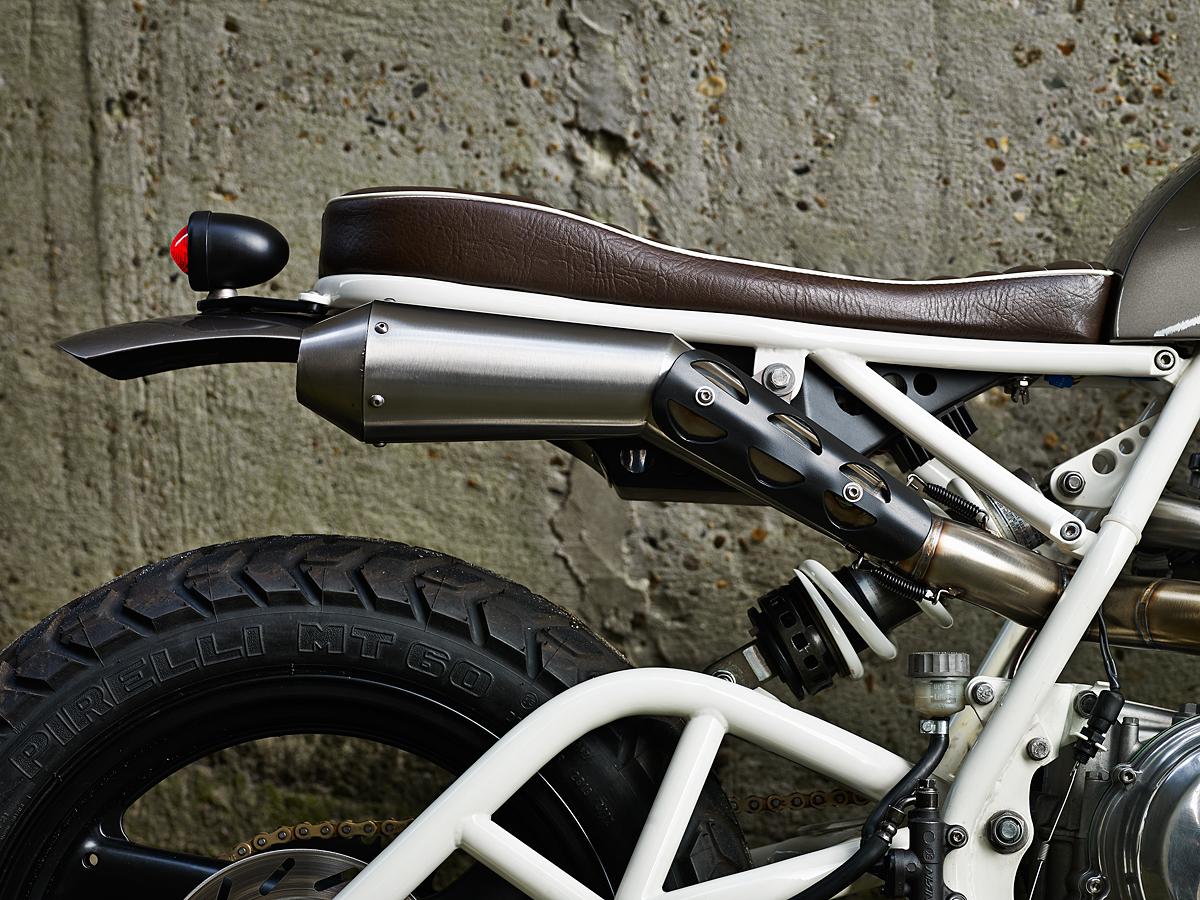 "Kawasaki KZ440, ""Scrambler 440"" – BikeBound"