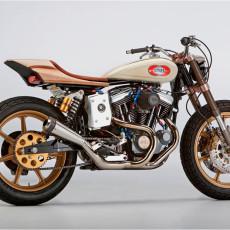HD-Based Tracker by Mule Motorcycles
