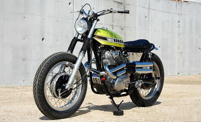 XS650 Scrambler