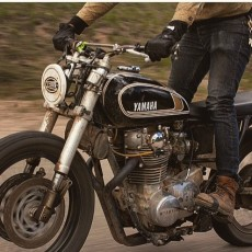 Rugged XS650 Tracker Build by Three Pence