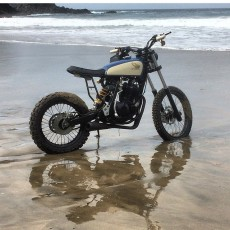 Honda Thumper/Tracker Build by Soul Motor Co.