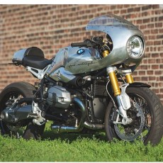 BMW R nineT Cafe Racer by Jane Motorcycles