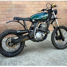 Honda Urban Tracker by Soul Motor Co.