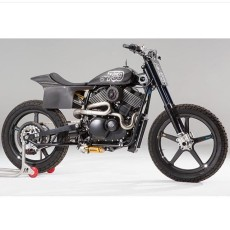 Harley Street 750 Tracker by Suicide Machine Co.