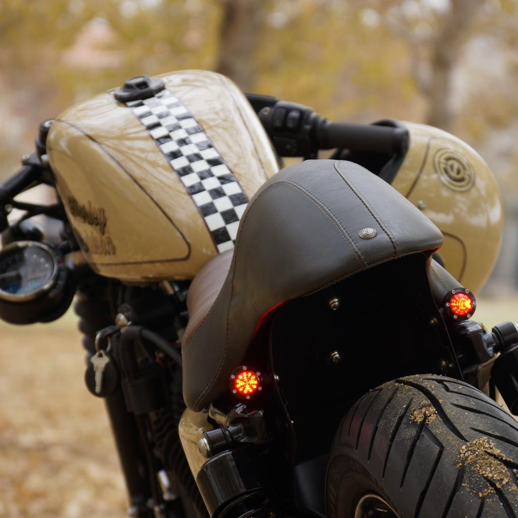 Iron 883 Cafe Racer