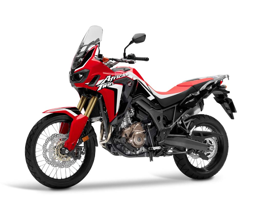 Lovely A Modern Adventure Bike: Honda Africa Twin