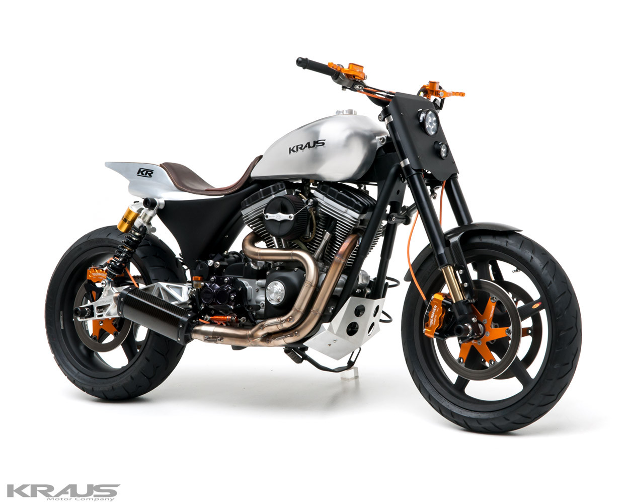 And Suspension Products For American V Twins As Well Complete Customs Today We Have The Kraus Dynamite A Dyna Based Street Tracker That Promises
