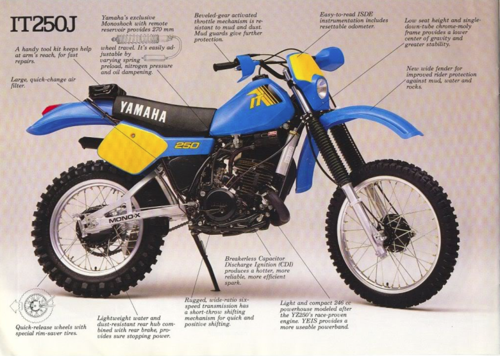 Early-Enduro-Motorcycle