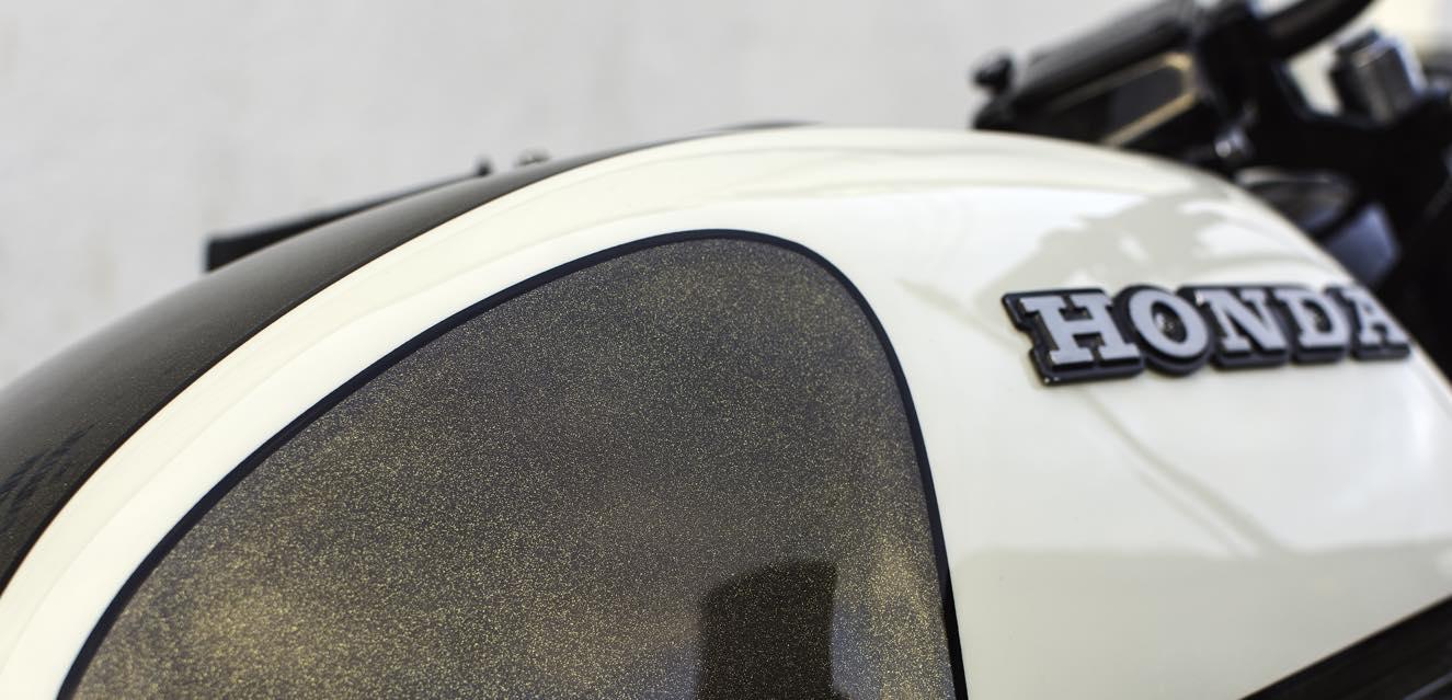 Honda CX500 Tracker by Matt Woodgates – BikeBound