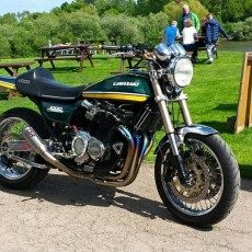 Bandit-Powered 1977 Kawasaki (K)Z1000 Custom