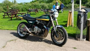 Kawasaki Z1000 Custom