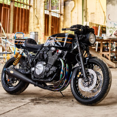 Faves:  Iron Heart XJR1300 Cafe Racer