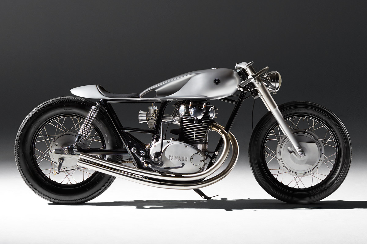 how to build a café racer – bikebound