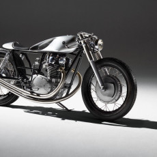 Auto Fabrica XS650 Cafe Racer