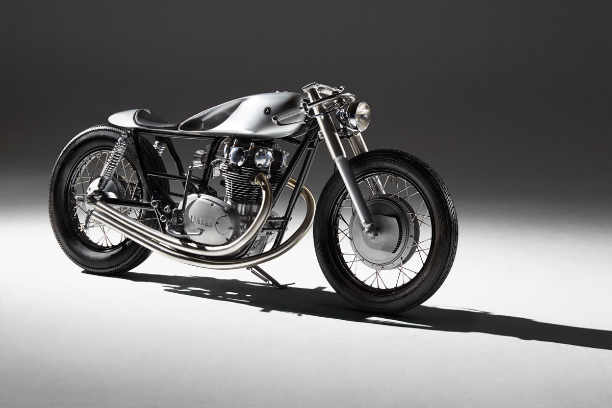 Faves The Minimalist XS650 By Auto Fabrica