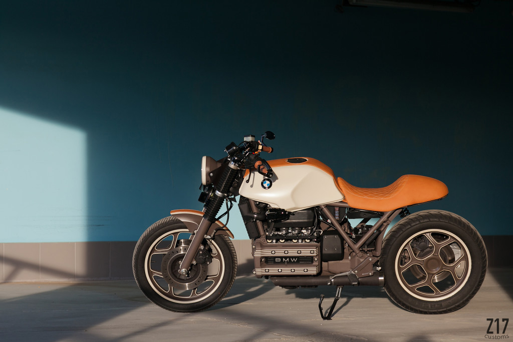 BMW K100 Cafe Racer Z17