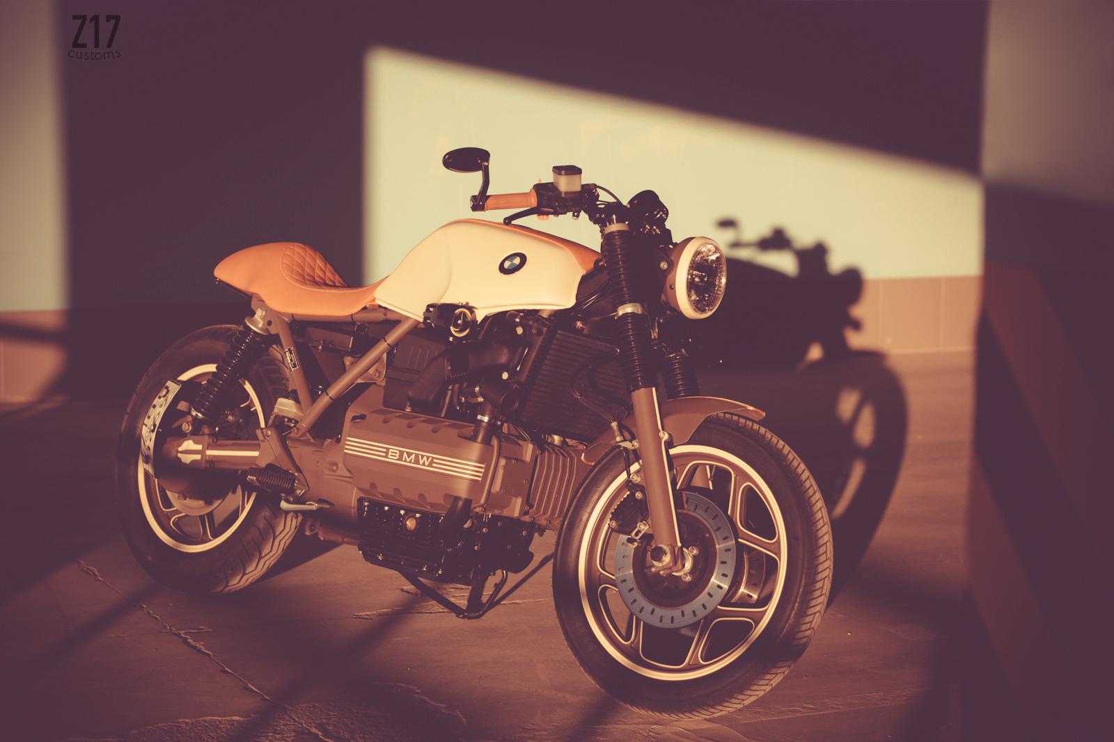 BMW K100 Custom Z17