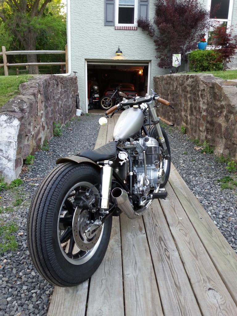 Honda CB 750 Bobber