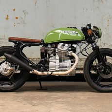 CX500 Cafe Racer by Ironwood Custom Motorcycles