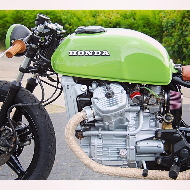 Honda Cx500 Cafe Racer By Kingston Custom: Honda CX500 Cafe Racer By Ironwood Motorcycles
