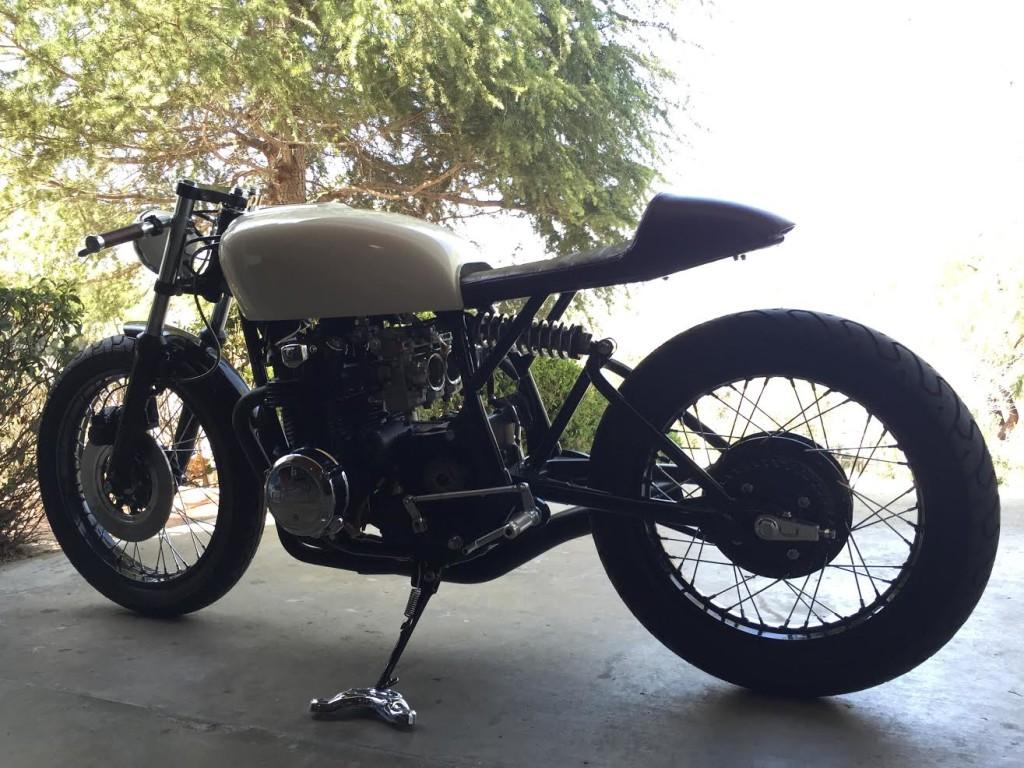 CB550 Alchemy Motorcycles