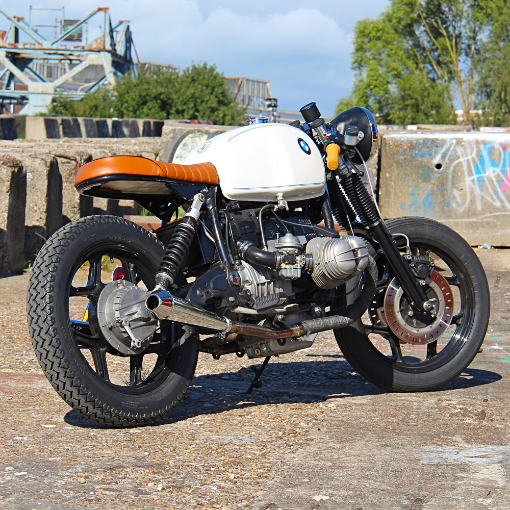 Beliebt 1983 BMW R100 Cafe Racer by Ironwood Motorcycles – BikeBound HE19