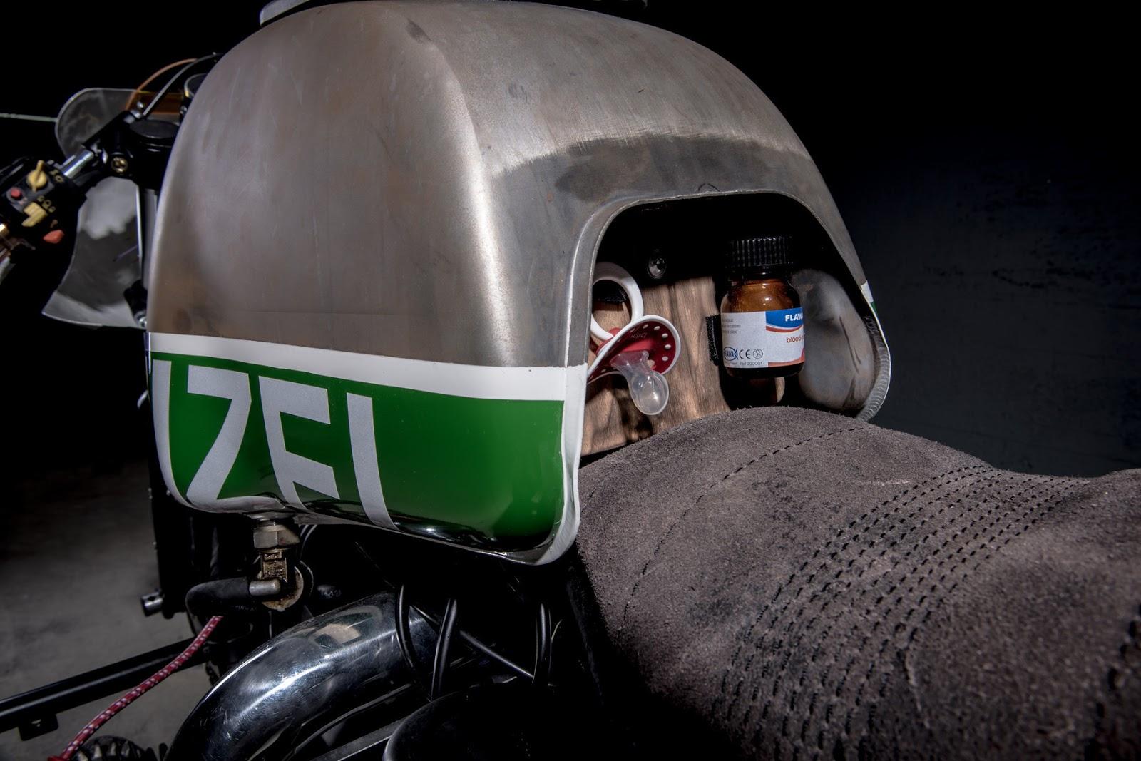 Bmw Cafe Racer For Sale >> VTR Custom's R80: World's Fastest Police Bike? – BikeBound