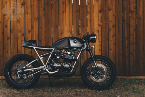 Honda CB550 Cafe Racer by GT-Moto