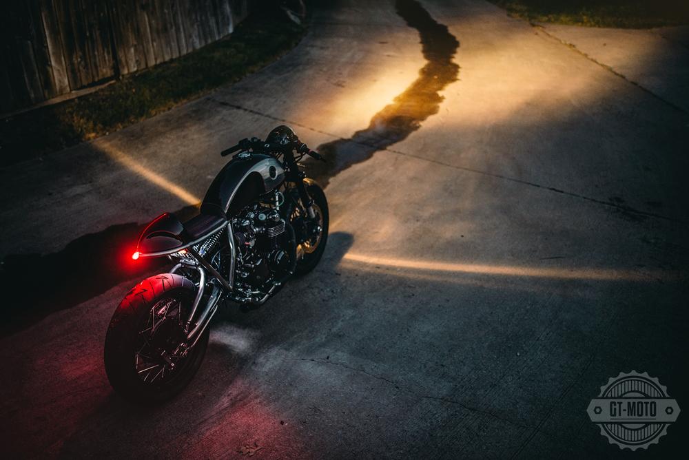 Honda CB605 by GT-Moto