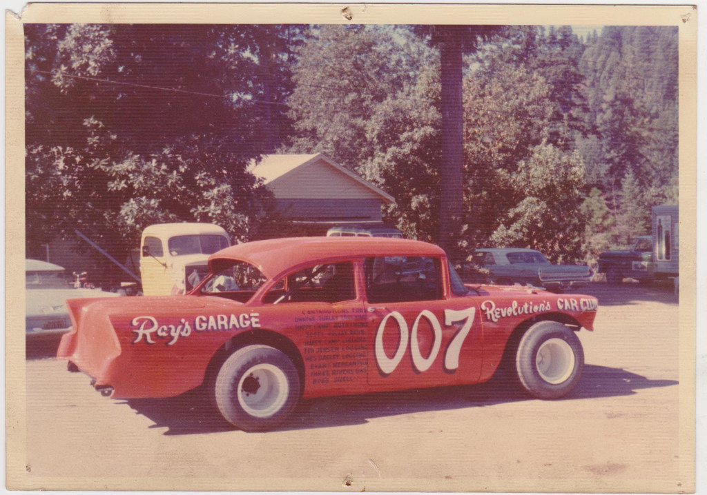 1956 Chevy Stock Car