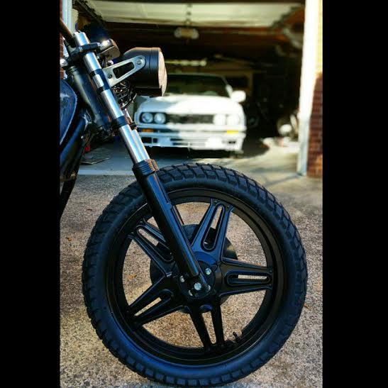 Honda CB750 Racing Smith