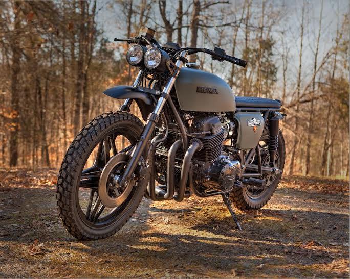 CB750 Tracker by Racing Smith – BikeBound