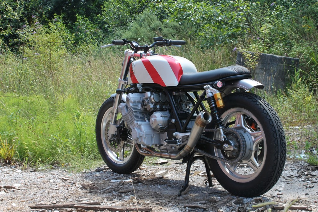 Honda CBX Tracker