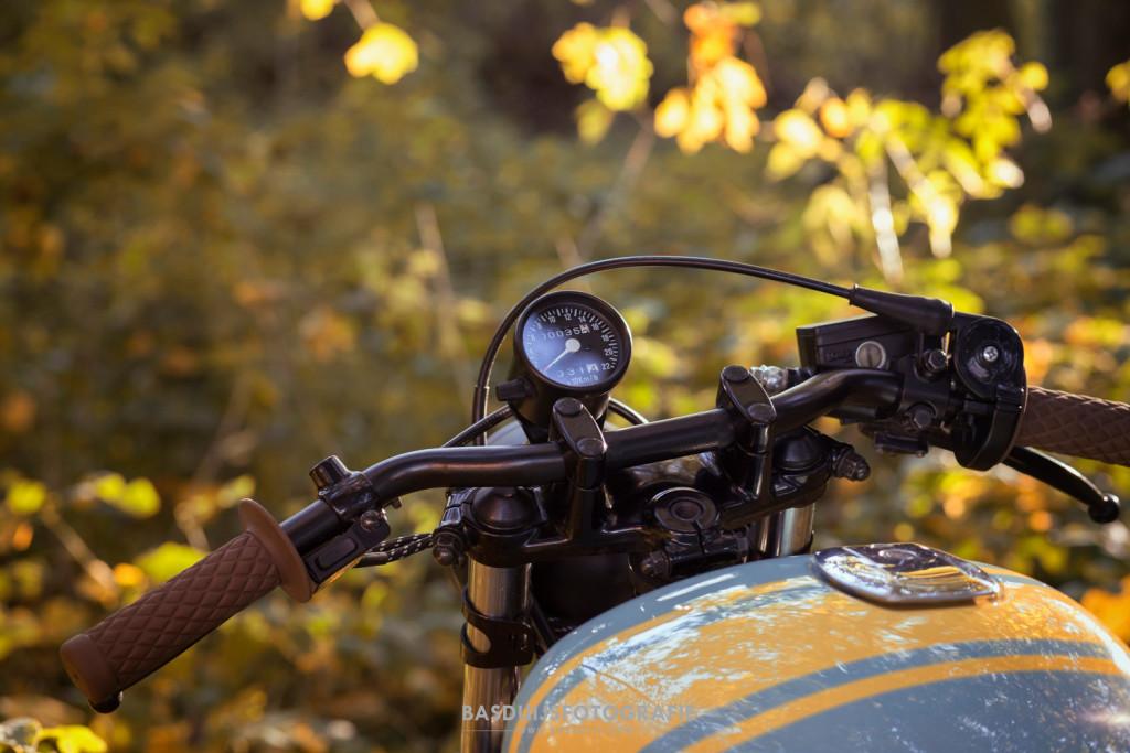 Suzuki GS450 Wrench Kings