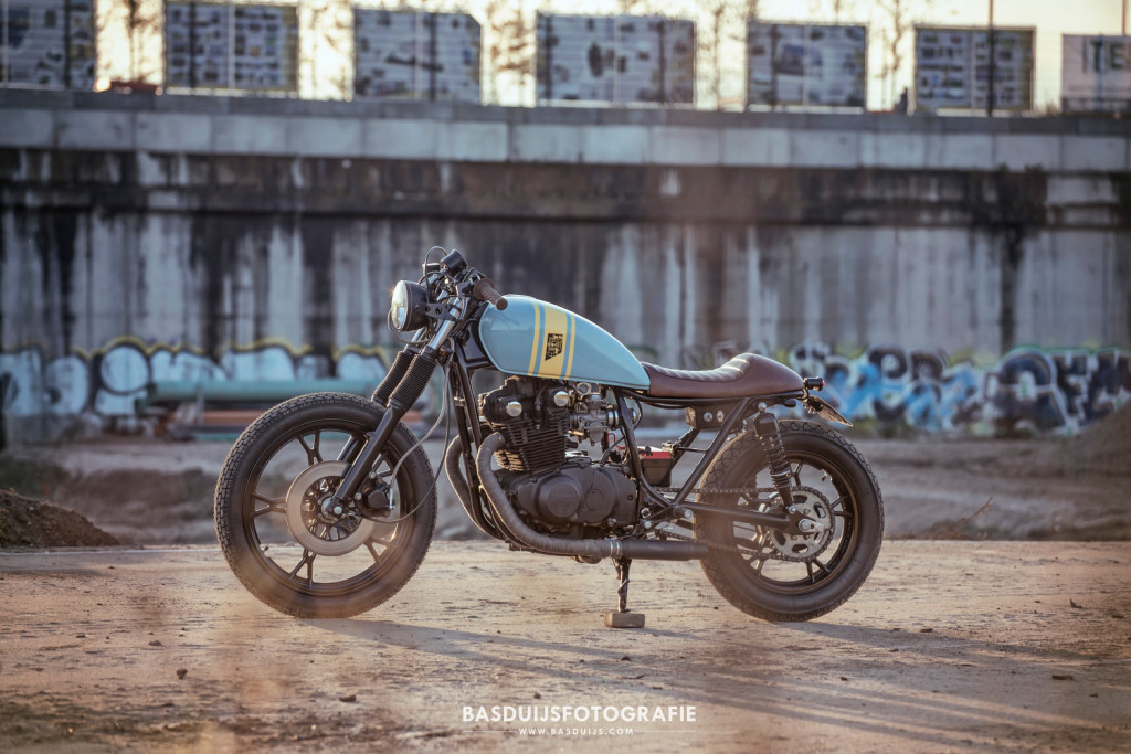 GS450 Cafe Racer by Wrench Kings