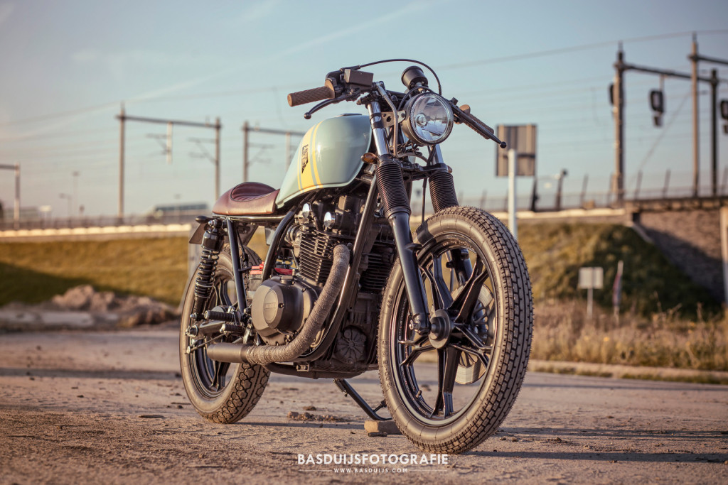 GS450 Cafe Racer