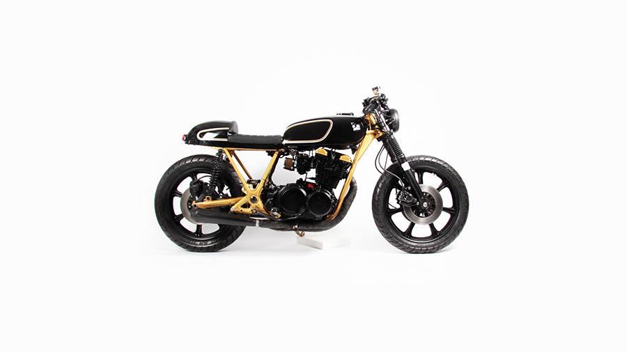 Yamaha XS850 XS750 Cafe Racer